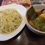 翔 - 濃厚つけ麺¥780