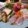 相撲茶屋 大旺 - 料理写真:2013年2月 お刺身