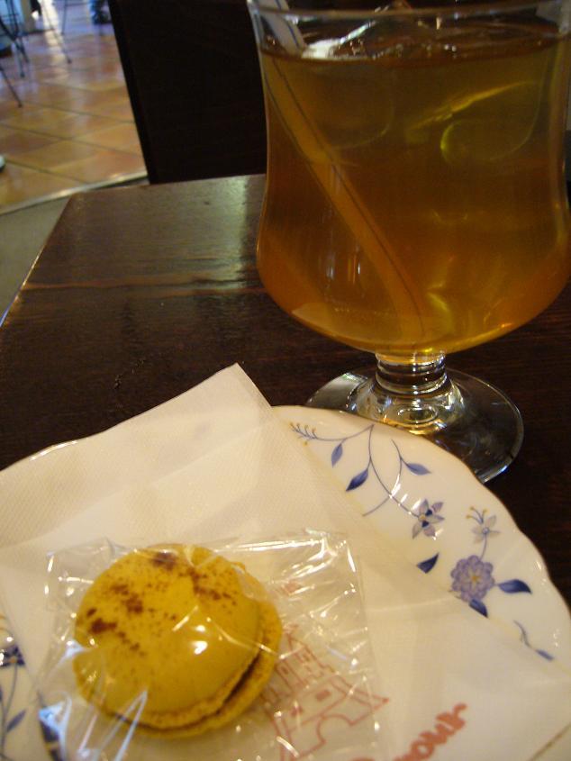 モナムール 清風堂本店 フランス菓子・カフェ