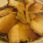 17409472 - チャーシュー麺(しょうゆ)