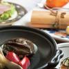 魚平 - 料理写真:カウンター席あわびランチ 2000円コース