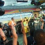 ビアガーデン マイアミ - 2012年9月16日 大名古屋ビルのマイアミ最終日!!!
