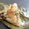 茶寮 - 料理写真:焼豚ちまき