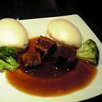 17420957 - 角煮・饅頭