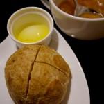 17421528 - パンとスープ