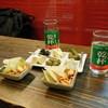 十一屋能村酒店 - 料理写真:カップ酒で乾杯