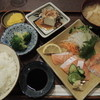 味香 - 料理写真:トロ鮭造り定食
