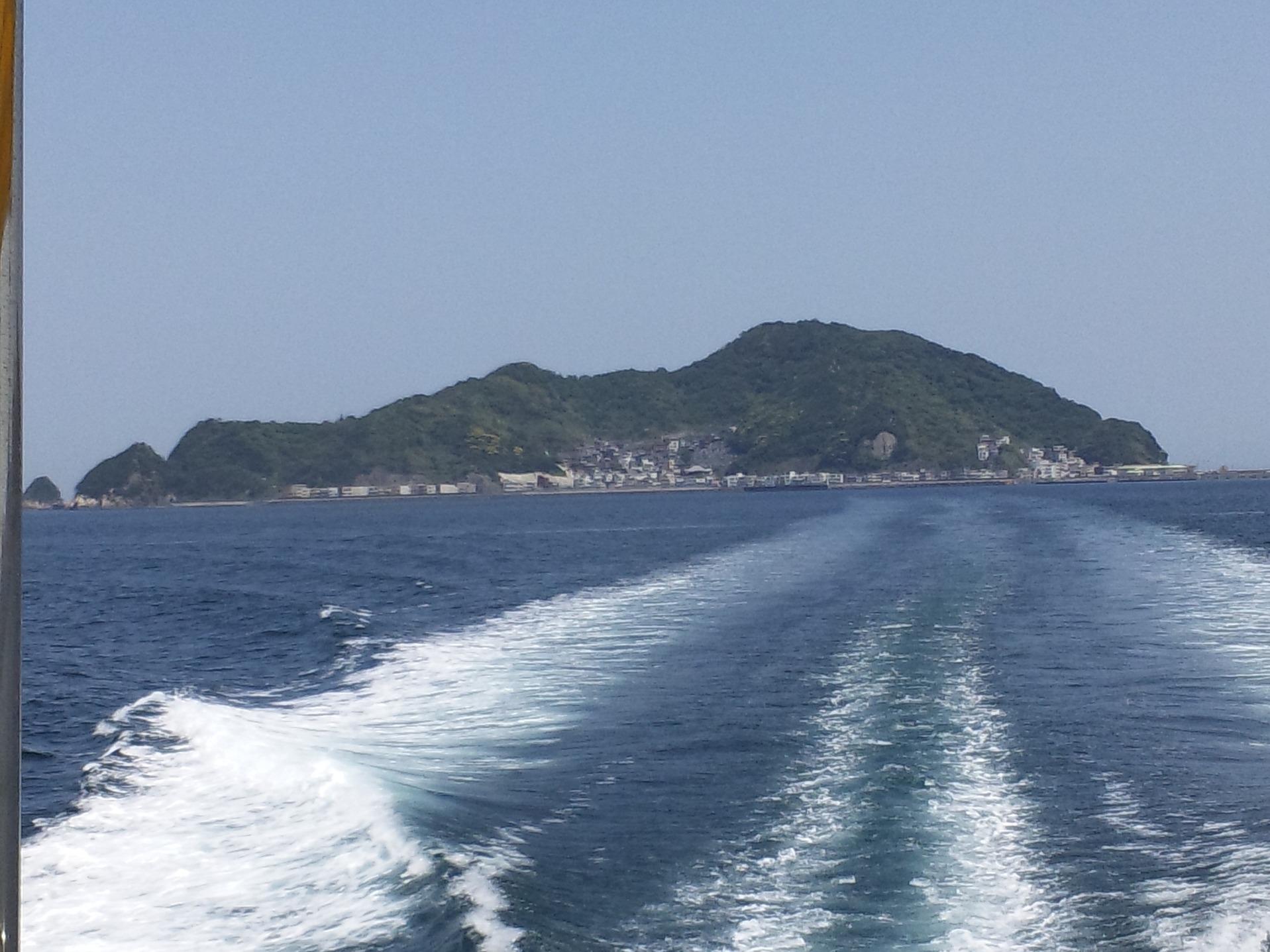 穂門島 大川