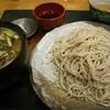 御陵院 香雅 - 料理写真:今回頂いた鴨汁そば。つゆもたっぷり。