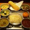 給食当番 - 料理写真:スペシャル給食セット