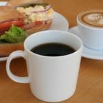 OGAWA COFFEE  - スペシャルティな珈琲と共に、京素材をちりばめたサンドやスイーツもご用意!