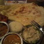 インド&ネパールレストラン&バー サグン - Bセット