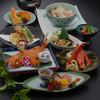 瓢 - メニュー写真:コース料理例