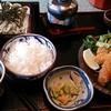 小嶋屋総本店 - 料理写真:ぶりかつカキフライ御膳