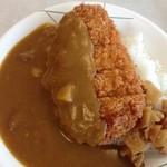 若葉 - カツカレーS 370円