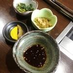 焼肉の一休 - ランチの小鉢