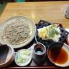 そば処 松屋 - 料理写真:天田舎そば