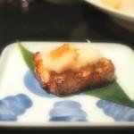 六本木 福鮨 - 大トロステーキ