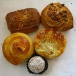 カフェベーカリー - 料理写真:購入パン