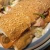 サブウェイ - 料理写真:サブウェイ 百万遍京都大学前店のローストビーフ490円(12.11)