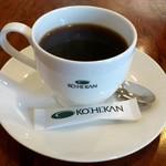 珈琲館 - KOHIKAN 西葛西店 セットで選んだブレンドコーヒー