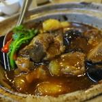 大珍樓 - 牛バラの鍋