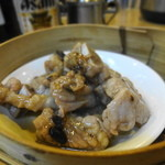 大珍樓 - 鶏のトウチ蒸し物
