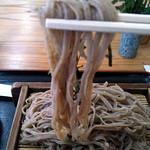 季楽 - 蕎麦アップ