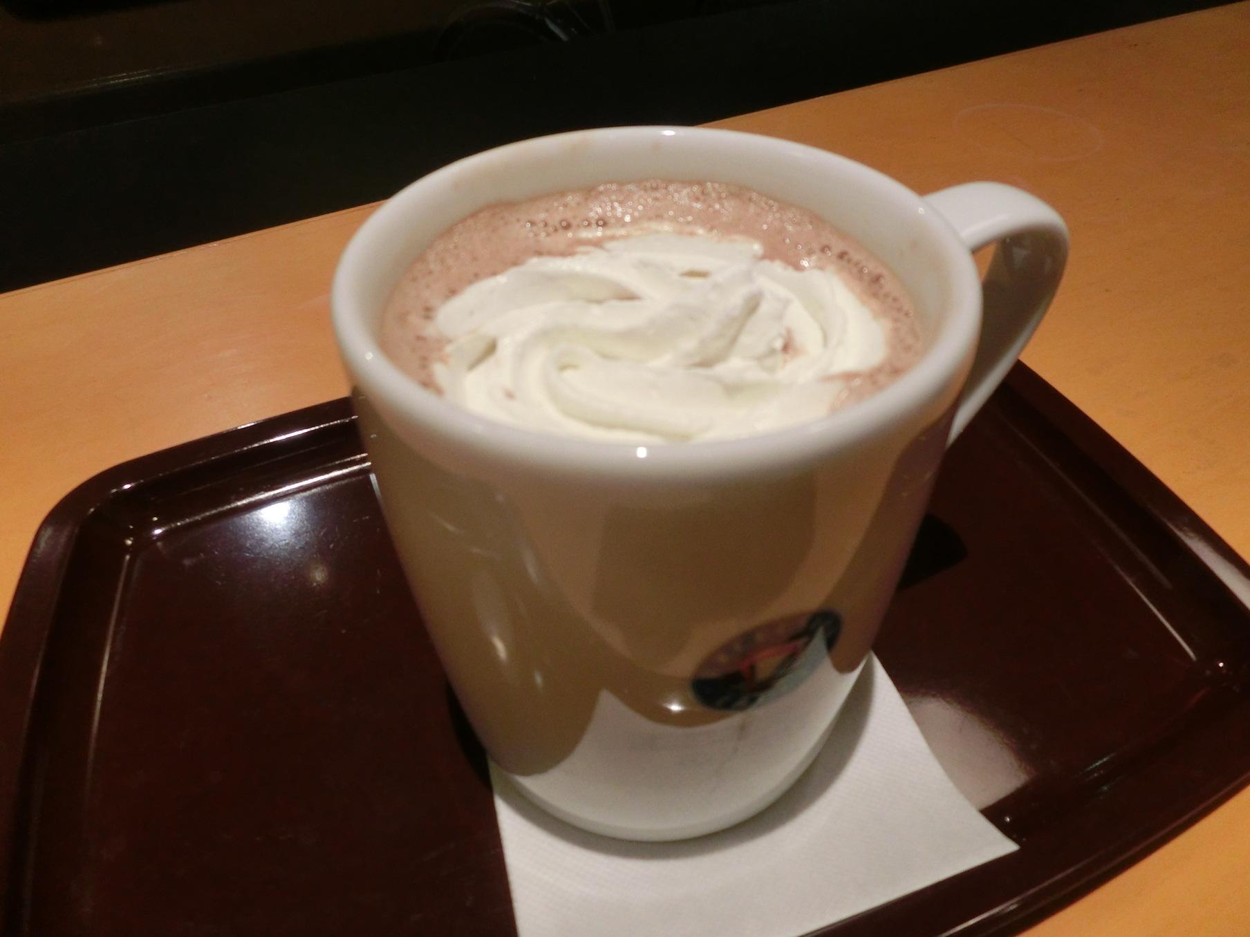 EXCELSIOR CAFFE 日暮里店