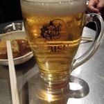 てっちゃん - 生ビール