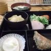 ふじはる - 料理写真:日替わり魚ランチ:500円
