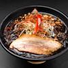春一家 - 料理写真:【黒八味噌らーめん 840円】 北海道産のとんこつ、鶏ガラベースの濃厚なスープに、黒い健康8素材を使った特製黒八味噌だれが絶妙にマッチ。