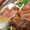 アントニオ猪木酒場 - 料理写真:人気のアントニオリブ♪