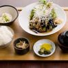 七色食堂 - 料理写真:なすみそ定食