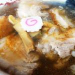 ラーメンやまき - 料理写真:チャーシュー麺