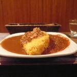 き作亭 - カサクとキーマのW1000円