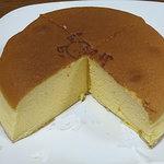 ずーち - 料理写真:チーズケーキ 600円