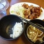 東京チカラめし - 油淋鶏