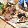 俺の城 - 料理写真:豚串焼き80円~♪塩、タレお選び頂けます!!当店こだわりの食べ方はメニューをご覧下さい!!!