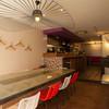 romantic diner loco - 内観写真:モダンな色調で統一した店内。居心地の良さを重視しています