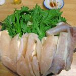 常盤木 - ふぐ豆腐2000円 この量でこの価格!