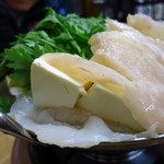 常盤木 - ふぐ豆腐2000円
