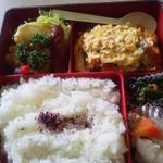 たつ食堂 - 日替わり弁当 ¥650