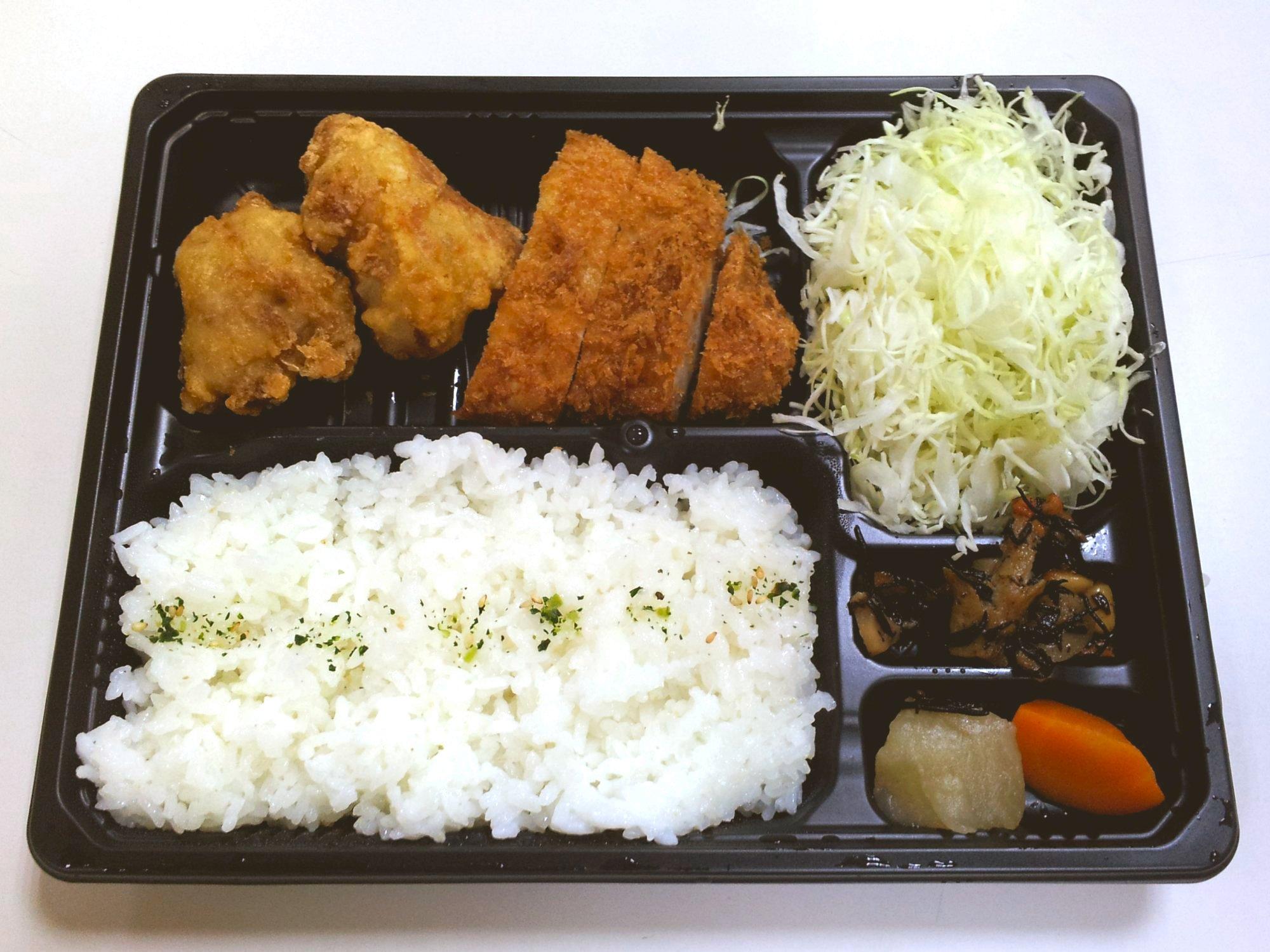 とんかつ 新宿さぼてん 志木エキア店