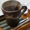 ハンドソーン 免の石 - 料理写真:コーヒー250円のみ。