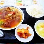 豊華 - 酢豚定食