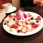 オープン セサミ  - パンケーキ