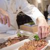 武藏 - 料理写真:各セクションのシェフ達が技と感性を駆使し、ライブクッキングによるできたてのお料理をご提供しています♪