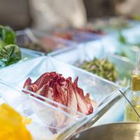 旬の季節野菜をしゃぶしゃぶでお楽しみ下さい♪