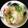 屋台拉麺一's - 料理写真:「塩らーめん」当店おすすめNO.1☆  さっぱりしていながら深み のある味。  残ったスープをすじこん飯 にかけて、おじや風にする と二度楽しめます!